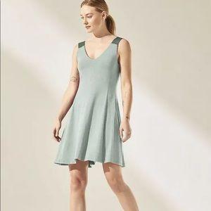 Athleta Opal Green Santorini Support Dress